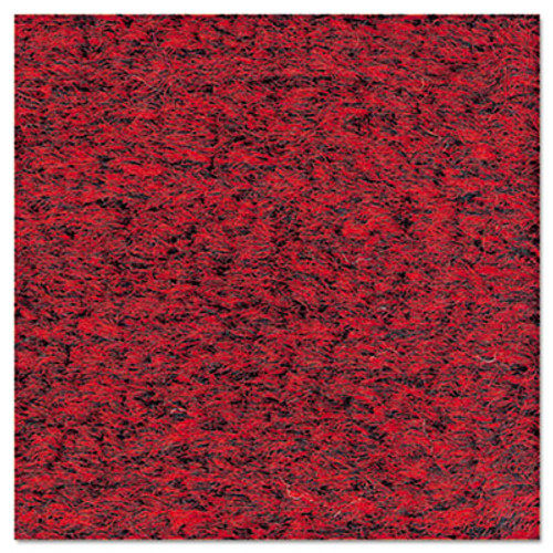 Crown Rely-On Olefin Indoor Wiper Mat, 24 x 36, Red/Black (CWNGS2300CR)