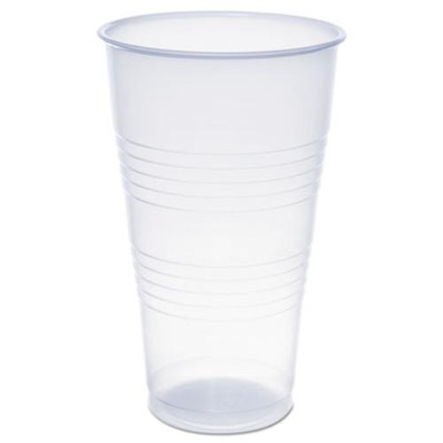 Dart Conex Galaxy Polystyrene Plastic Cold Cups  24 oz  Cold  1000 Carton (DCCY24)