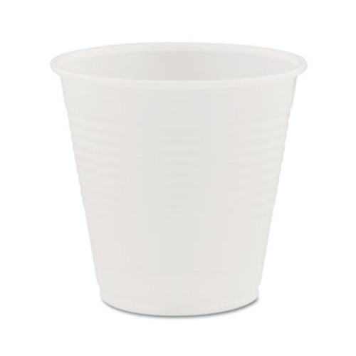 Dart Conex Galaxy Polystyrene Plastic Cold Cups   5 oz  100 Pack (DCCY5PK)