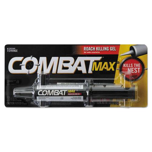 Combat Source Kill Max Roach Killing Gel  1 6oz Syringe  12 Carton (DIA05452)
