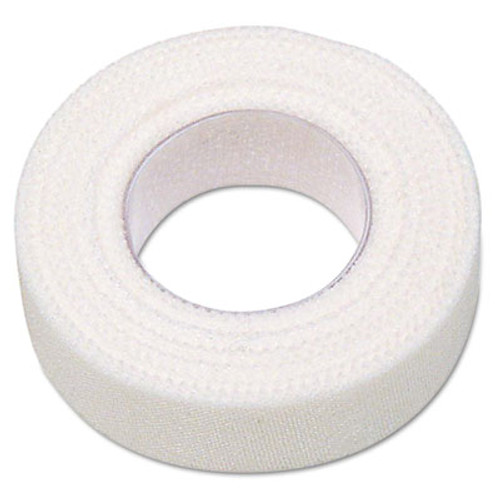"PhysiciansCare by First Aid Only First Aid Adhesive Tape, 1/2"" x 10yds, 6 Rolls/Box (FAO12302)"