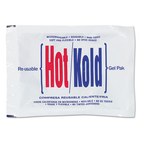 PhysiciansCare by First Aid Only Reusable Hot Cold Pack  8 63  Long  White (FAO13462)