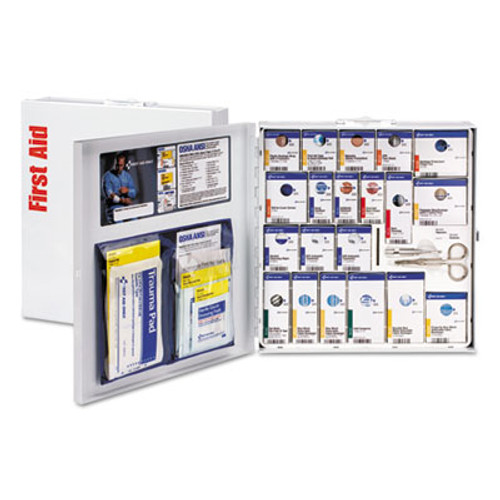 First Aid Only ANSI 2015 SmartCompliance Food Service Kit  w o Medication  50 People  260 Piece (FAO746006)