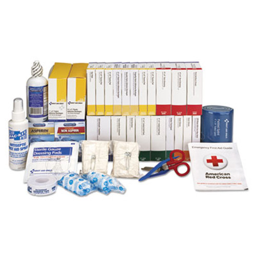 First Aid Only ANSI Industrial First Aid Station Refill Packs  446 Pieces (FAO90618)