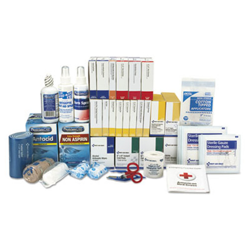 First Aid Only 3 Shelf ANSI Class B  Refill with Medications  675 Pieces (FAO90623)