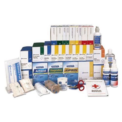 First Aid Only 4 Shelf ANSI Class B  Refill with Medications  1427 Pieces (FAO90625)