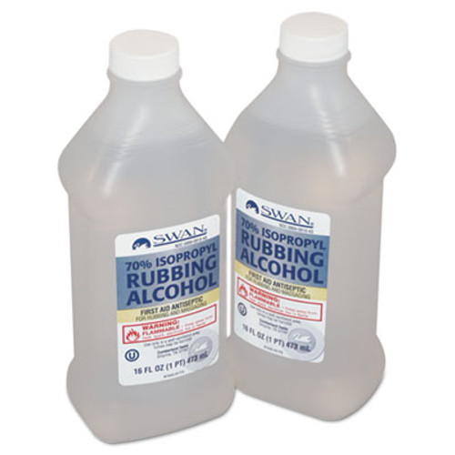 PhysiciansCare by First Aid Only First Aid Kit Rubbing Alcohol  Isopropyl Alcohol  16 oz Bottle (FAOM313)