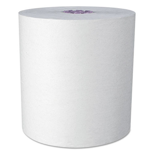 Scott Essential High Capacity Hard Roll Towel  White  8  x 950 ft  6 Rolls Carton (KCC02001)