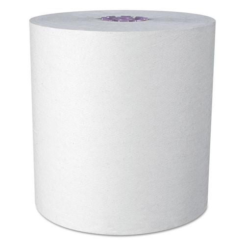 Scott Essential High Capacity Hard Roll Towel  White  8  x 950 ft  6 Rolls Carton (KCC02001)