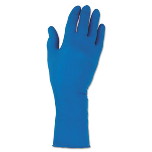 KleenGuard G29 Solvent Resistant Gloves  295 mm Length  2X-Large Size 11  Blue  500 Carton (KCC49827)