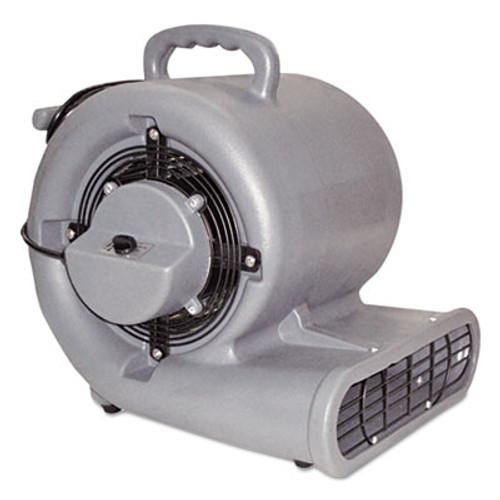 Mercury Floor Machines Air Mover  3-Speed  1 2hp  1150rpm  1500cfm (MFM1150)