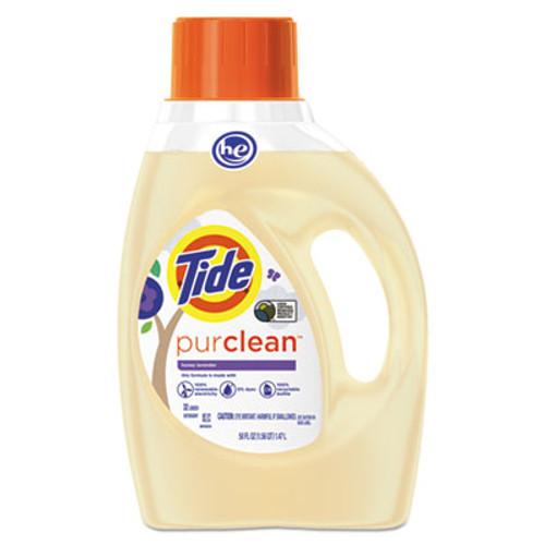 Tide PurClean Liquid Laundry Detergent, Honey Lavender, 50 oz Bottle, 6/Carton (PGC96810CT)