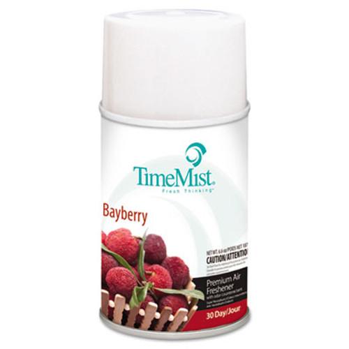 TimeMist Metered Fragrance Dispenser Refill, Bayberry, 6.6 oz, Aerosol (TMS1042705EA)