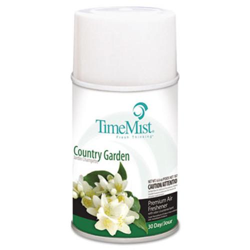 TimeMist Premium Metered Air Freshener Refill  Country Garden  6 6 oz Aerosol (TMS1042786EA)