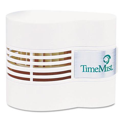TimeMist Continuous Fan Fragrance Dispenser  4 5  x 3  x 3 75   White (TMS1044385)