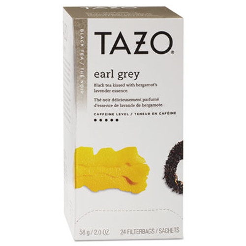 Tazo Tea Bags  Earl Grey  2 oz  24 Box (TZO149899)