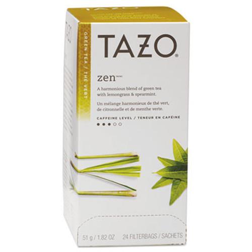 Tazo Tea Bags  Zen  1 82 oz  24 Box (TZO149900)