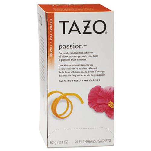 Tazo Tea Bags  Passion  2 1 oz  24 Box (TZO149903)
