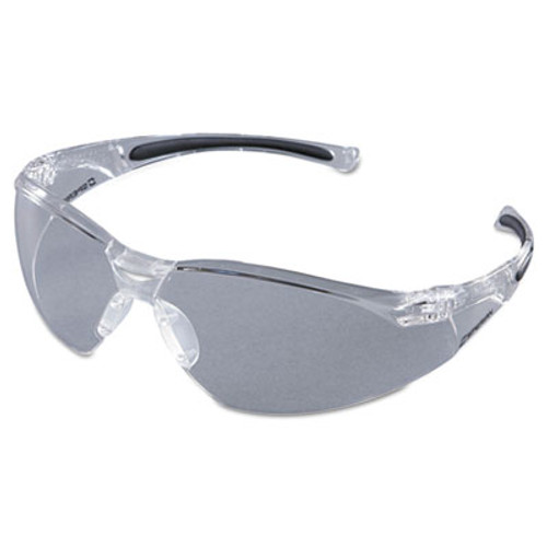 Honeywell A800 Series Safety Eyewear, Clear Frame, Clear Lens (UVXA800)