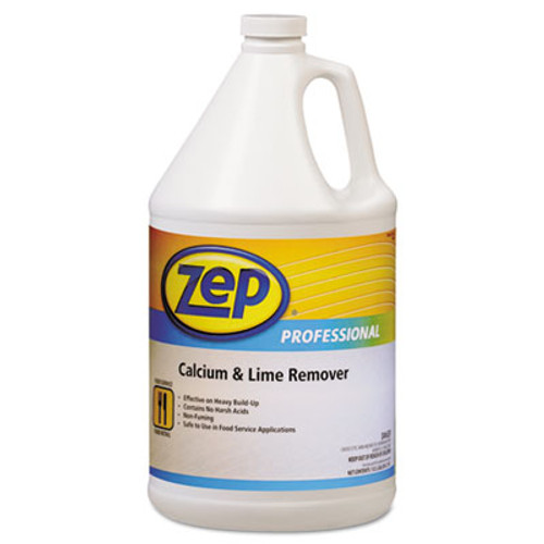Zep Professional Calcium   Lime Remover  Neutral  1gal Bottle  4 Carton (ZPP1041491)