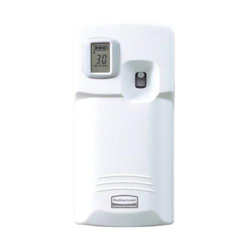 Rubbermaid Microburst 3000 LCD Dispenser - White