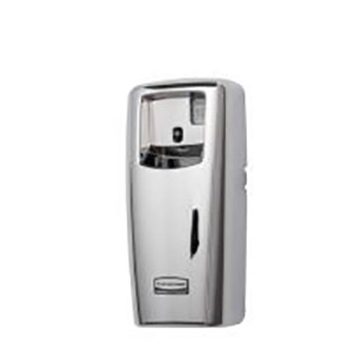 Rubbermaid Microburst 9000 LCD Dispenser - Chrome