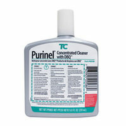 Rubbermaid AutoClean Purinel Drain Maintainer & Cleaner with DBQ Refills (Case of 6) (TEC400586)