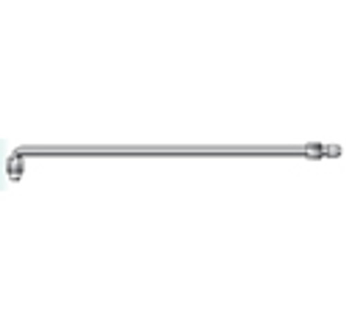"Rubbermaid AutoClean 12 1/2"" Stainless Steel Connection Tube - Included with AutoClean Purchase (Must add to shopping cart)"
