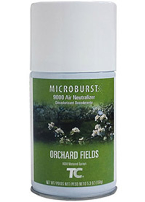 Rubbermaid Microburst 9000 Refills (Case of 4) - Orchard Fields (TEC401245)