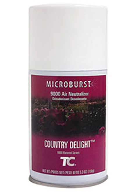 Rubbermaid Microburst 9000 Refills (Case of 4) - Country Delight