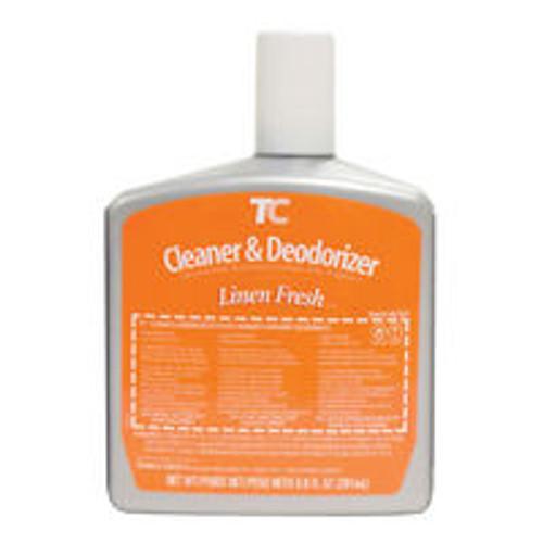 Rubbermaid AutoClean Linen Fresh Cleaner & Deodorizer Refills (Case of 6) (TEC401591)