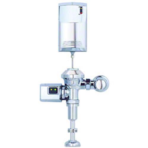 Rubbermaid AutoHygiene System for Toilets (Sloan and Zurn Flush Valves) - Chrome (TEC500317)