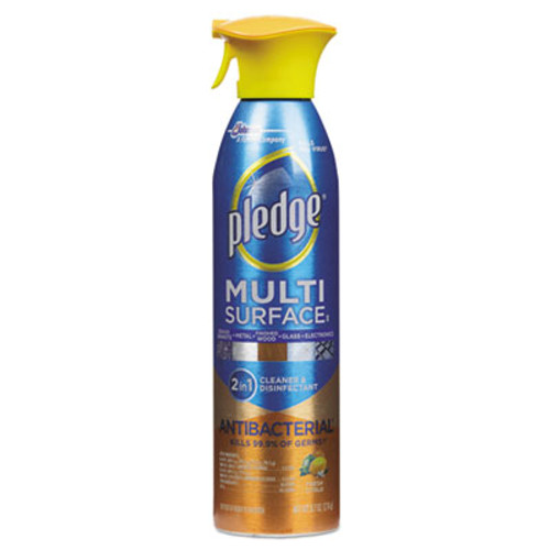 Pledge Multi-Surface II Everyday Cleaner, 9.7oz Aerosol (SJN652989EA)