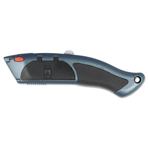 Clauss Auto-Load Razor Blade Utility Knife with Ten Blades (ACM18026)