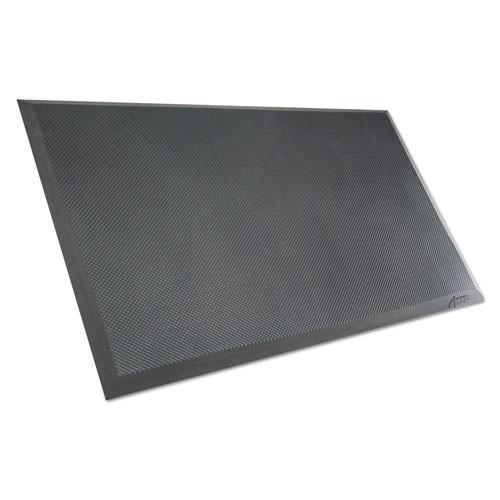 Alera AdaptivErgo Anti-Fatigue Mat  24 x 36  Black (ALEAE23AFM)