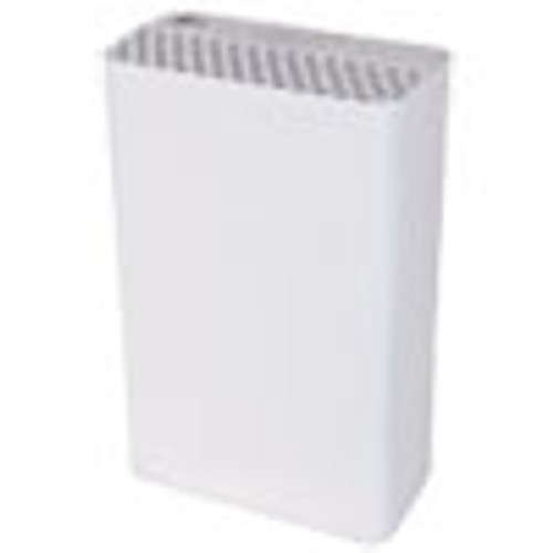 Alera 3-Speed HEPA Air Purifier  215 sq ft Room Capacity  White (ALEAP101W)