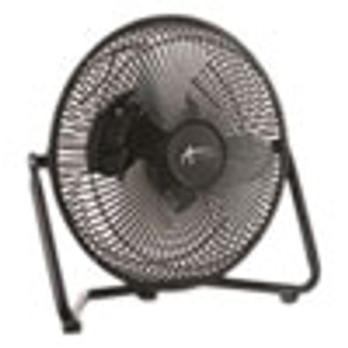 Alera 9  Personal Cooling Fan  3 Speed  Black (ALEFAN093)