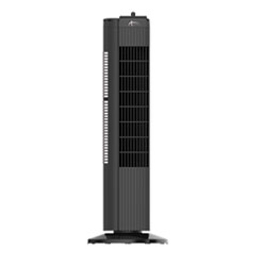 Alera 28  3-Speed Tower Fan  Plastic  Black (ALEFAN283)