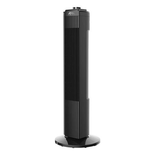 Alera 28  3-Speed Tower Fan  Plastic  Black (ALEFAN283)