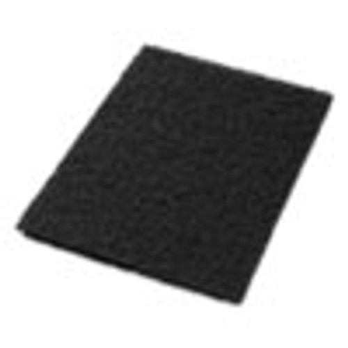 Americo Stripping Pads  12  x 18   Black  5 Carton (AMF40011218)