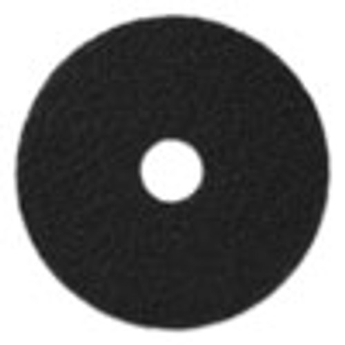 Americo Stripping Pads  17  Diameter  Black  5 CT (AMF400117)