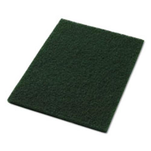 Americo Scrubbing Pads  14  x 20   Green  5 Carton (AMF40031420)
