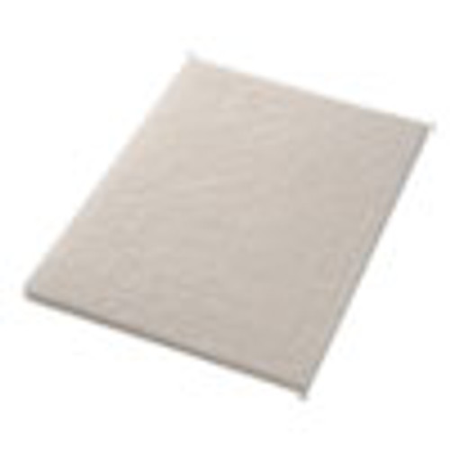 Americo Polishing Pads  14  x 28   White  5 Carton (AMF40121428)