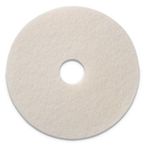 Americo Polishing Pads  19  Diameter  White  5 CT (AMF401219)