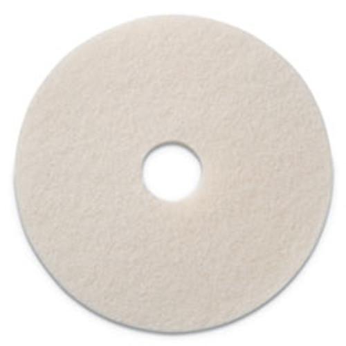 Americo Polishing Pads  19  Diameter  White  5 CT (AMF401219)