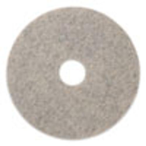 Americo Combo Burnishing Pads  19  Diameter  Tan  5 CT (AMF402019)