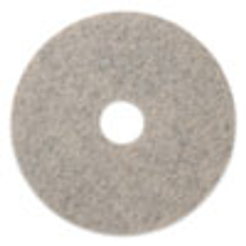 Americo Combo Burnishing Pads  20  Diameter  Tan  5 CT (AMF402020)