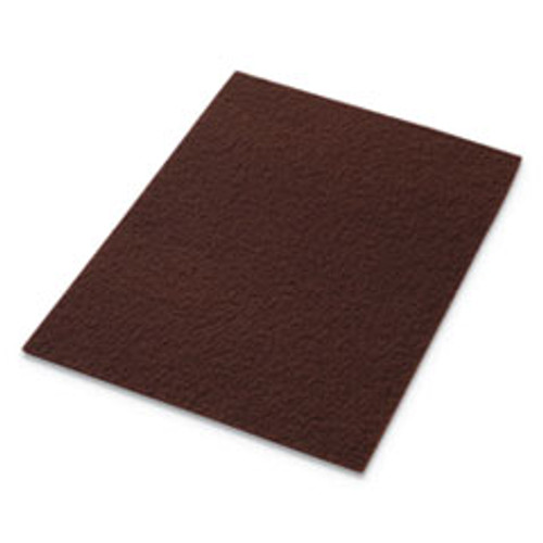 Americo EcoPrep EPP Specialty Pads  28w x 14h  Maroon  10 CT (AMF42071428)