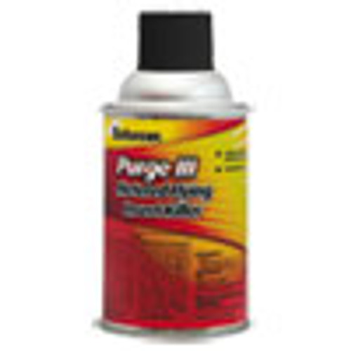 Enforcer Purge III Metered Flying Insect Killer  6 4 oz Aerosol  Fresh Scent  12 Carton (AMREPRGFIK7)