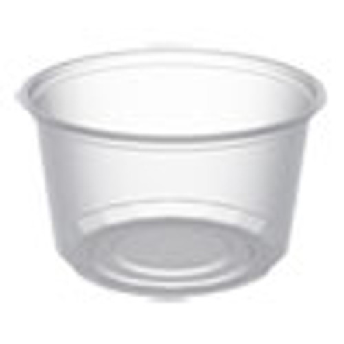 Anchor Packaging MicroLite Deli Tub  12 oz  Clear  500 Carton (ANZD12CXL)